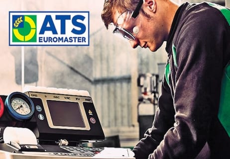 36% Off ATS Euromaster Car Air Conditioning Charge