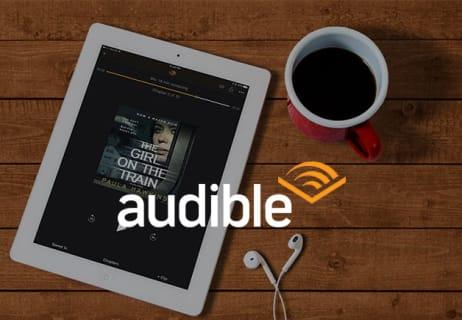 Audible Promo Codes & Vouchers - August - Groupon