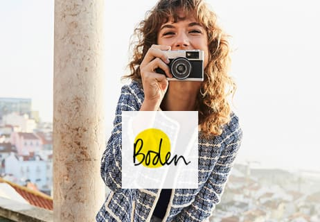 Enjoy Free Delivery on Returns on Orders at Boden