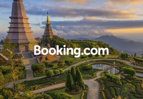 15% Off Selected Bookings at Booking.com - Great Getaway Sale