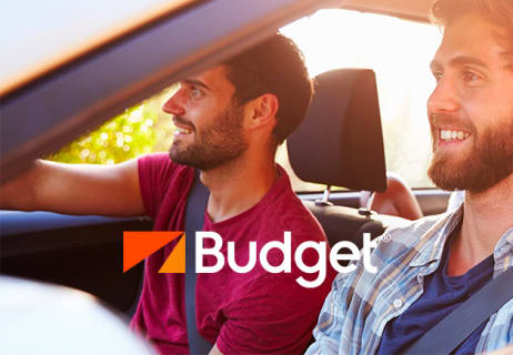 Save at Budget with 20% Off Selected Car Hires