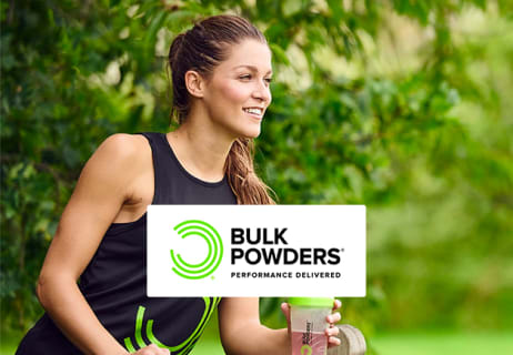 Spend Over €40 on Orders and Get 35% Off at Bulk Powders