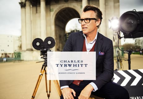 Grab up to 40% Off in the End of Season Sale at Charles Tyrwhitt
