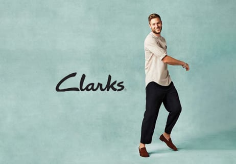 Enjoy 50% Off in the Summer Sale Plus Free Delivery on Orders at Clarks
