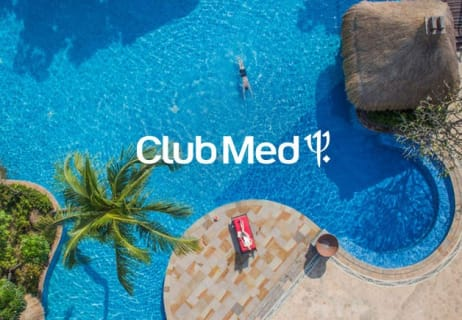 Book your All Inclusive Holiday at Club Med and get 15% Off