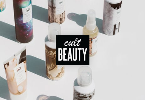 Get 15% Off at Cult Beauty on First Orders