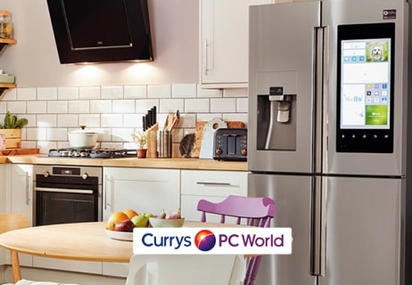 €100 Off When you Spend €1000 on 2 or More Large Kitchen Appliances at Currys PC World