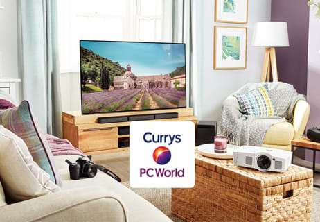 Hundreds of Products Now Half Price at Currys PC World - Shop Today