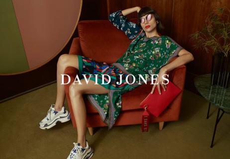 Free Shipping on Orders Over $100 at David Jones