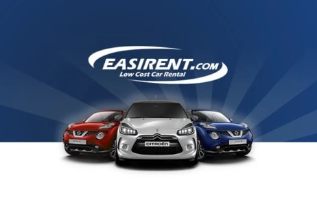 Save 10% On Bookings at Easirent