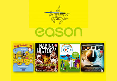 Shop Now for 10% Off School Books at Eason School Books