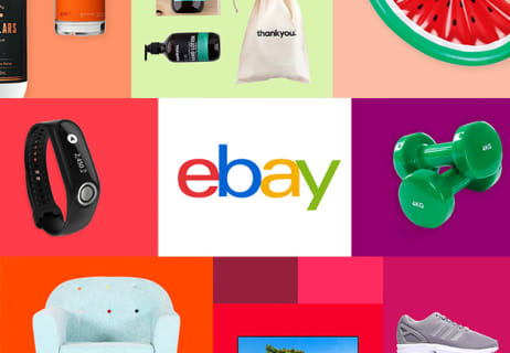 Deals of the Week - Shop & Save 50% on Orders at eBay