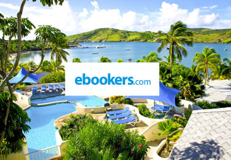 15% Off a Range of Hotel Bookings at ebookers.ie