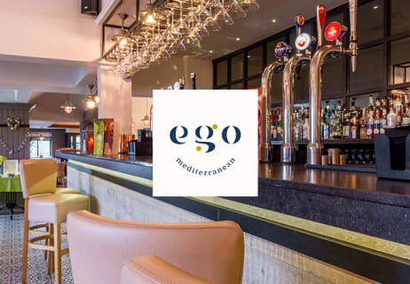 Join Ego Club and Enjoy 25% Off Starters, Mains & Desserts