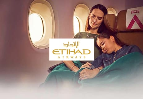 Get an Early Deal Offer with 20% Off F1 Tickets at Etihad Airways