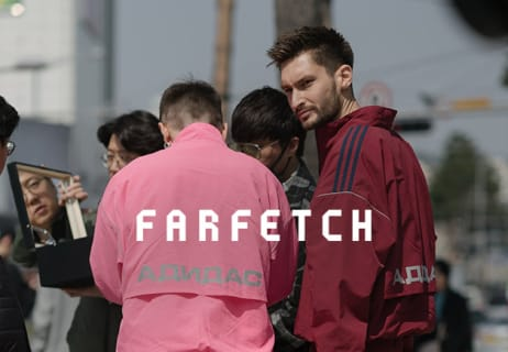 10% Off First Orders with Newsletter Sign-Up at FarFetch