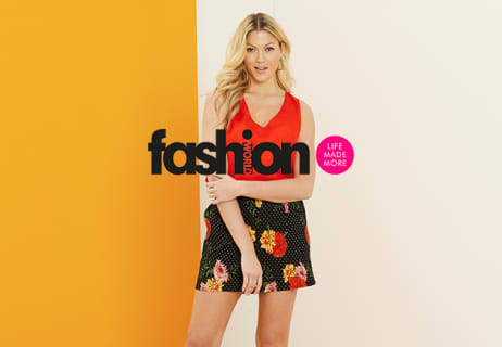 Save 15% on Fashion, Footwear, Lingerie and Home Orders at Fashion World