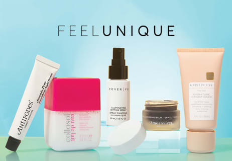 Get 15% Off Orders Over £50 at Feelunique