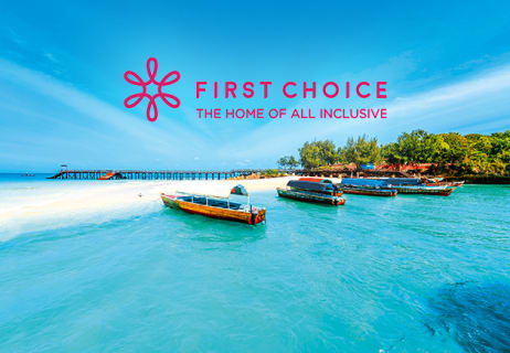 Get Up to £250 Per Couple Off When Booking Selected Greece or Cyprus Holidays with First Choice