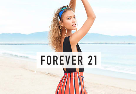 Get Outlet Buys with 20% Off at Forever 21