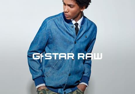 Réductions exceptionnelles jusqu'à -70% dans l'outlet chez G-Star RAW