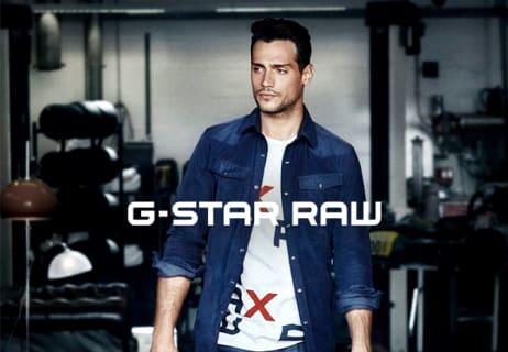 gstar raw