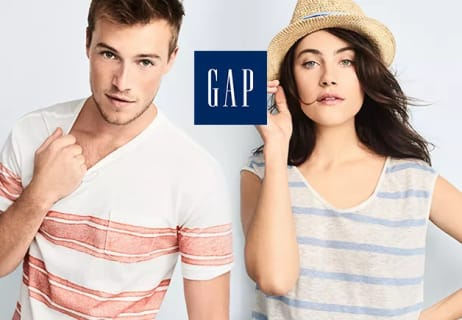 40% Off Orders for a Limited Time at Gap
