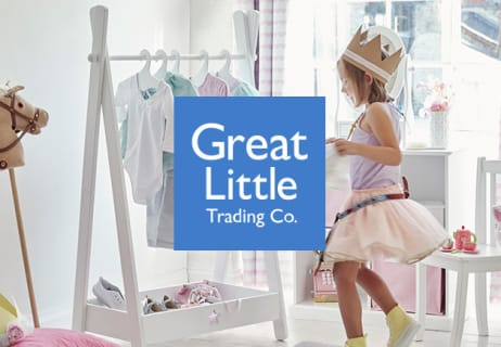 Make the Most of Your Money at Great Little Trading Company with a 20% Discount on Orders Over £65