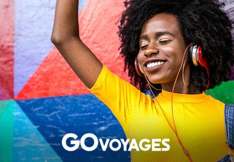 Économisez jusqu'à -40% sur votre Hôtel avec Go Voyages