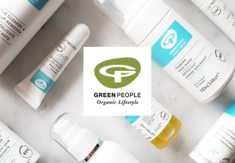 Save Yourself 20% Off Your Order of £20 or More at Green People