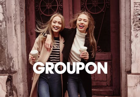 15% Off Code when you Shop Goods Over £50 with Groupon - Including Home & Garden, Fashion & More