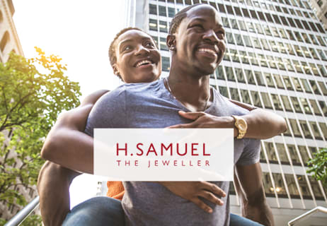 Enjoy a Brilliant 10% Off at H.Samuel with Newsletter Sign-ups
