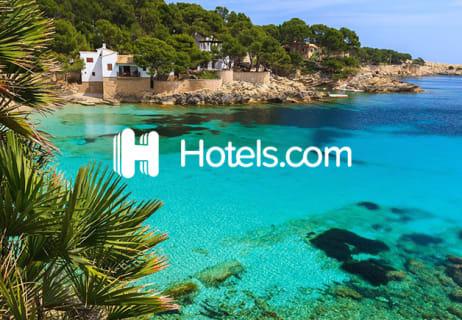 Enjoy 40% Off Sun-sational Beach Stays at Hotels.com