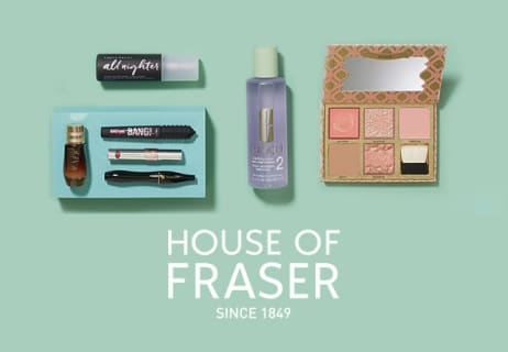 92643fd38c8 House Of Fraser Discount Codes & Voucher Codes - July - Groupon