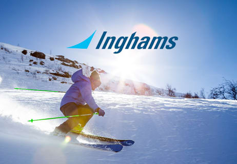 Save up to 10% on Selected Group Booking at Inghams