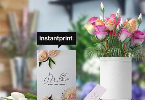 Take 10% Off Folded Leaflet Orders at Instantprint