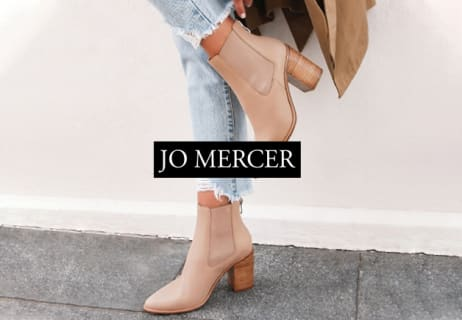Shop End of Season Sale with up to 60% Discount at Jo Mercer