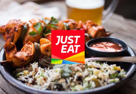 20% Off Selected Dublin Restaurants at Just Eat