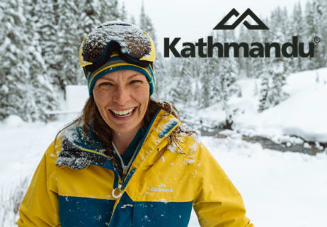 Winter Sale: Save Up to 50% Off with Kathmandu