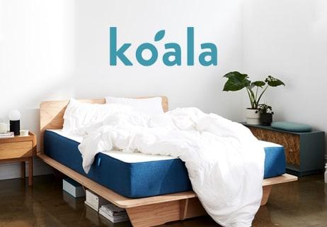 $250 Off A Mattress & Bed Base Bundle at Koala Mattress