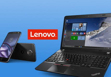 30% Off Selected Orders in the Sale at Lenovo