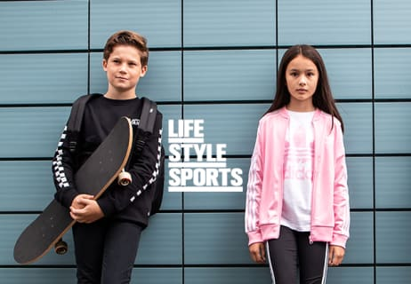 Spend €150 and get €15 Off at Life Style Sports