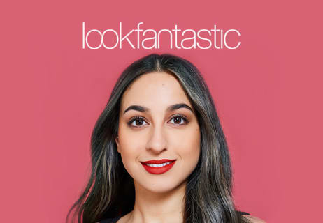Save on Make-up and Accessories with 20% Off at Look Fantastic