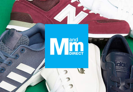 Discover 75% Off Branded Clothing - New Stock Added Daily at M and M Direct IE