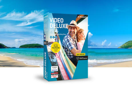 40% de réduction sur MAGIX VIDEO DELUXE PLUS