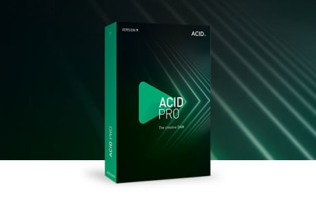 Ontvang 25% Korting op ACID Pro bij MAGIX!