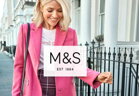 Enjoy 70% Off Selected Fashion, Home and More in the Sale at Marks & Spencer