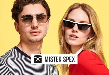 Geniet van 20% Korting op alle Zonnebrillen bij Mister Spex!
