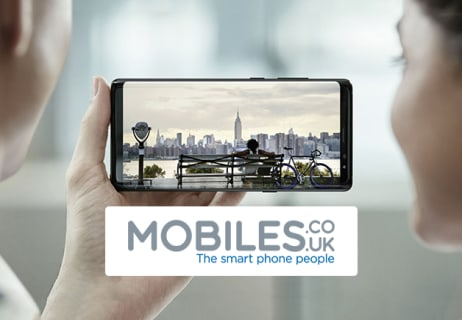 Get £20 Off the Upfront Cost of Selected Refurbished Phone Orders at Mobiles.co.uk