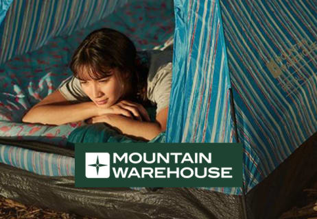 Take 15% Off and Qualify for Free Next Day Delivery on Orders Over £120 at Mountain Warehouse